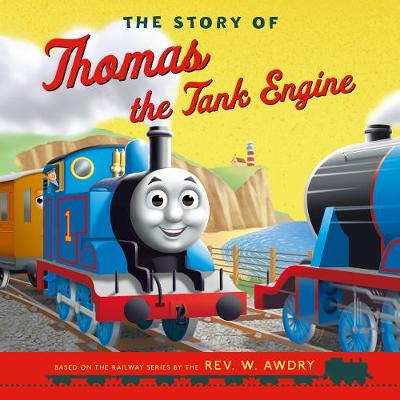 The Story of Thomas the Tank Engine by