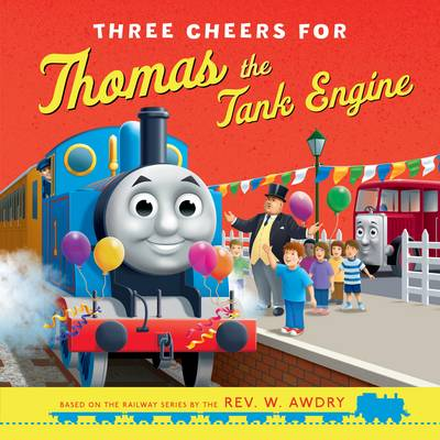 Three Cheers for Thomas by