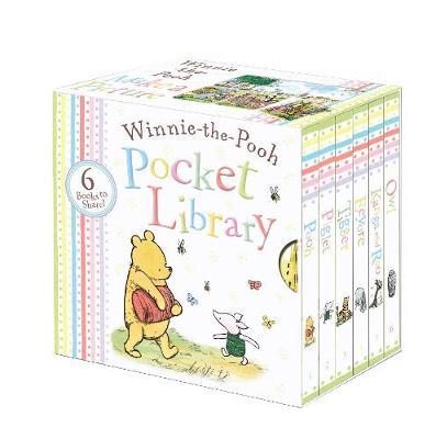 Winnie-the-Pooh Pocket Library by Egmont Publishing UK