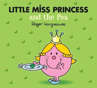 Little Miss Princess and the Pea by