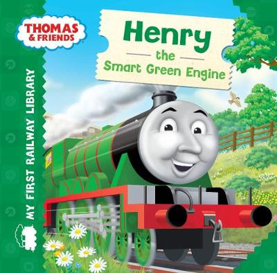 Thomas & Friends: My First Railway Library: Henry the Smart Green Engine by