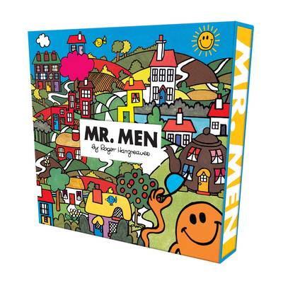 Mr. Men: Deluxe Treasury The Complete Collection by