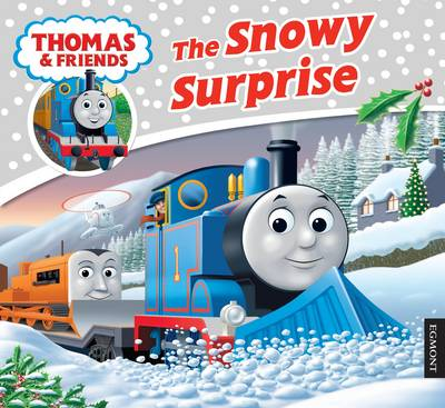 Thomas & Friends: The Snowy Surprise by