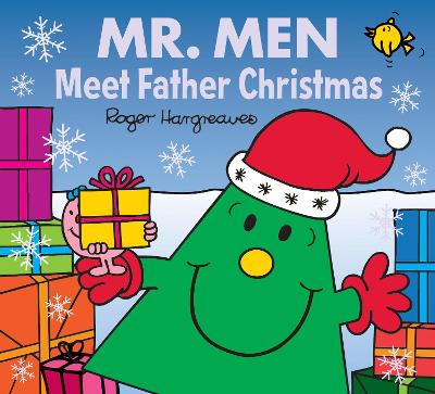Mr. Men: Meet Father Christmas by Roger Hargreaves, Adam Hargreaves