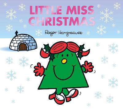 Little Miss Christmas by Roger Hargreaves