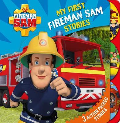Fireman Sam: My First Fireman Sam Stories Treasury by Egmont Publishing UK