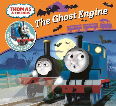 Thomas & Friends: The Ghost Engine by