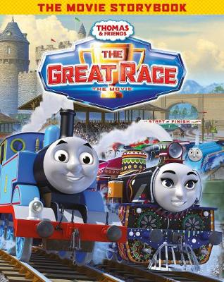Thomas & Friends: The Great Race Movie Storybook by