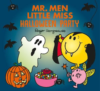 Mr. Men Halloween Party by