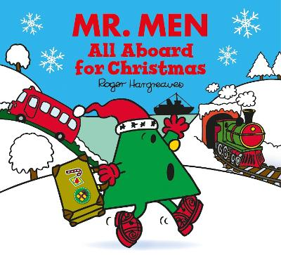 Mr. Men: All Aboard for Christmas by