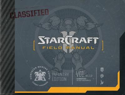 StarCraft Field Manual by Egmont Publishing UK