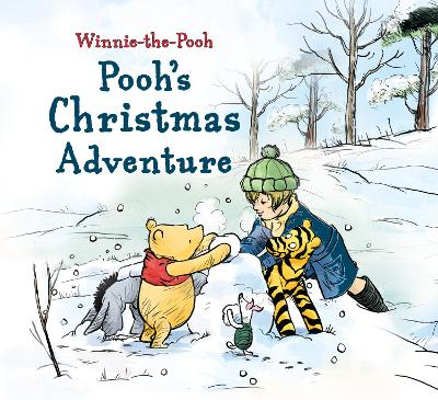Winnie-the-Pooh: Pooh's Christmas Adventure by Egmont Publishing UK