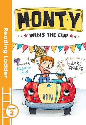 Monty Wins the Cup by Jake Sparks