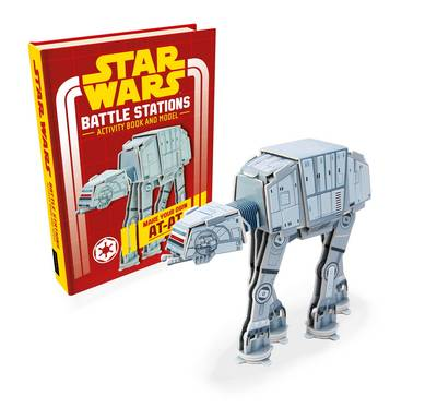 Star Wars: Battle Stations Activity Book and Model by Lucasfilm Ltd