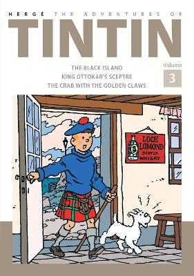 The Adventures of Tintin Volume 3 by Herge