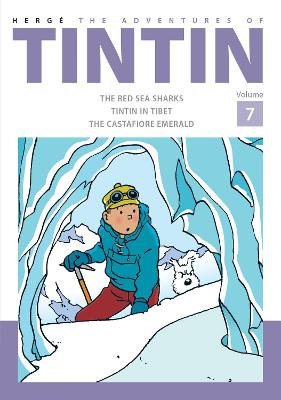 The Adventures of Tintin Volume 7 by Herge