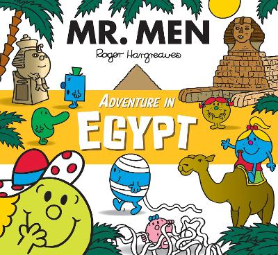 Mr. Men Adventure in Egypt by