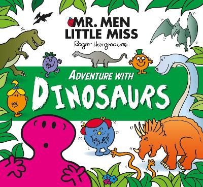 Mr. Men Adventure with Dinosaurs by