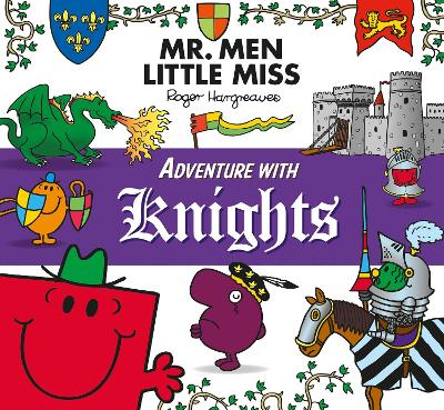 Mr. Men Adventure with Knights by Roger Hargreaves