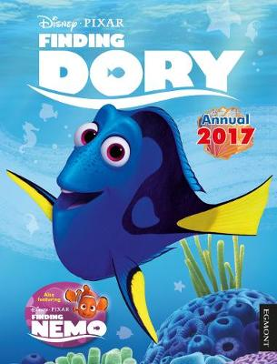 Disney Finding Dory Annual 2017 by