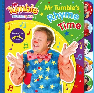 Something Special: Mr Tumble's Rhyme Time by Egmont Publishing UK