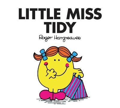 Little Miss Tidy by Roger Hargreaves