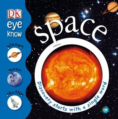 Space Discovery Starts with a Single Word by DK