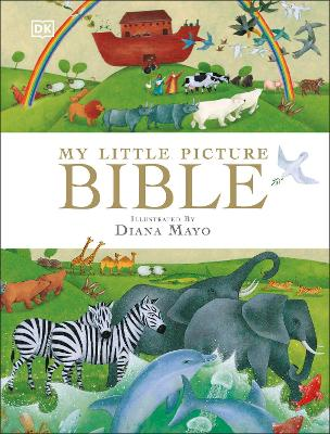 My Little Picture Bible by DK