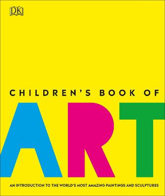 Children's Book of Art by