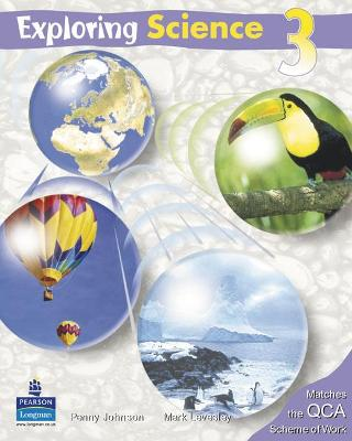Exploring Science Pupil's Book 3 by Penny Johnson, Mark Levesley