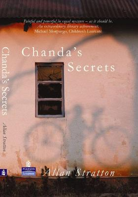 Chanda's Secrets hardcover educational edition by Allan Stratton
