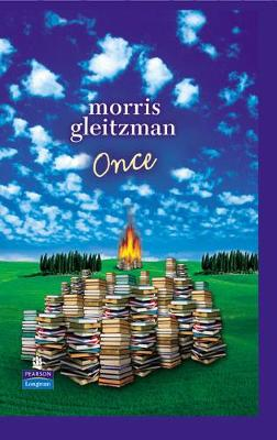 Once hardcover educational edition by Morris Gleitzman