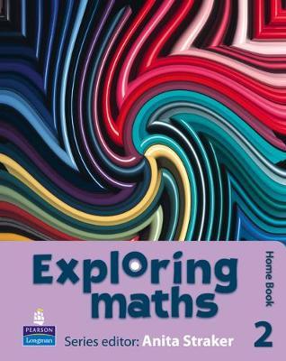 Exploring maths: Tier 2 Home book by Anita Straker, Tony Fisher, Rosalyn Hyde, Sue Jennings