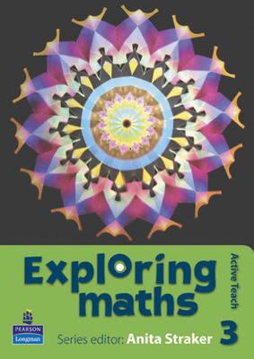 Exploring Maths: Tier 3 ActiveTeach CDROM by Anita Straker, Tony Fisher, Rosalyn Hyde, Sue Jennings
