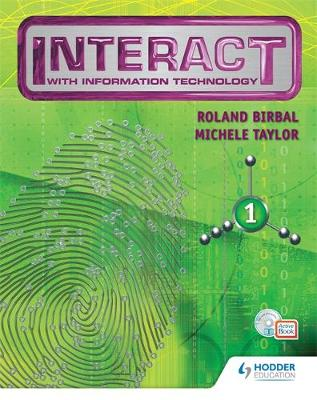 Interact with IT Book 1 by R. Birbal, Michele Taylor