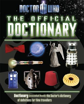 Doctor Who: Doctionary by