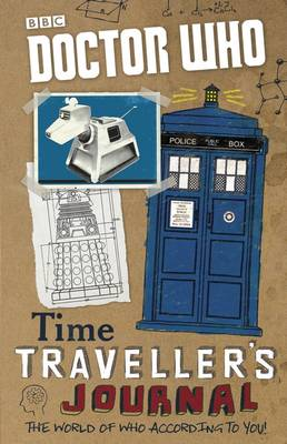 Doctor Who: Time Traveller's Journal by