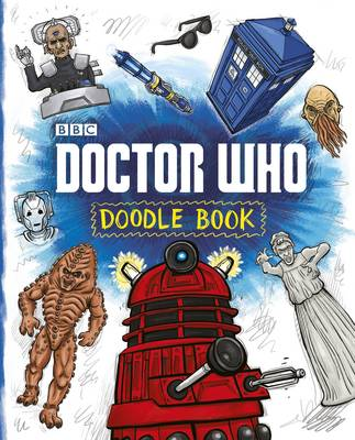 Doctor Who: Doodle Book by