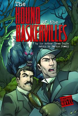 Hound of the Baskervilles by Sir Arthur Conan Doyle