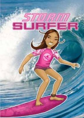 Storm Surfer by Lisa Trumbauer