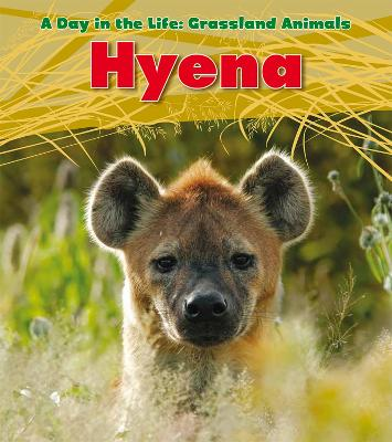 Hyena by Louise Spilsbury