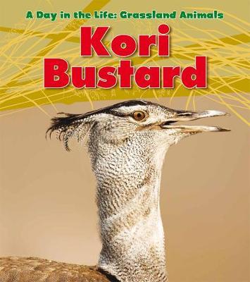 Kori Bustard by Louise Spilsbury