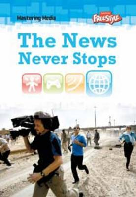 The News Never Stops by John DiConsiglio
