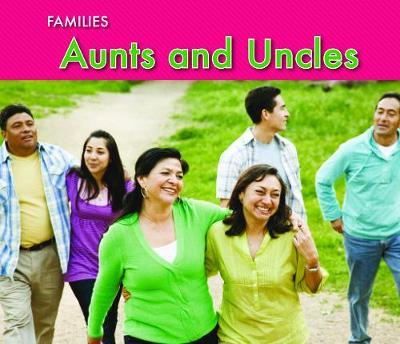 Aunts and Uncles by Rebecca Rissman