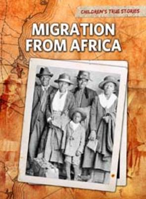 Migration from Africa by Kevin Cunningham