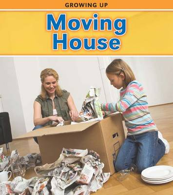 Moving House by Vic Parker