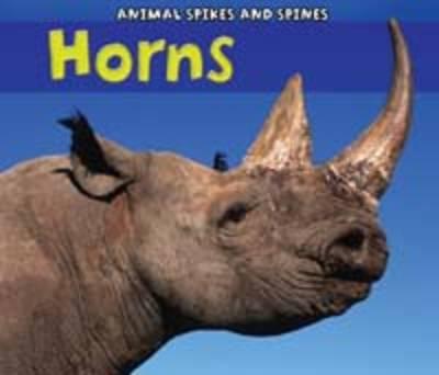 Horns by Rebecca Rissman