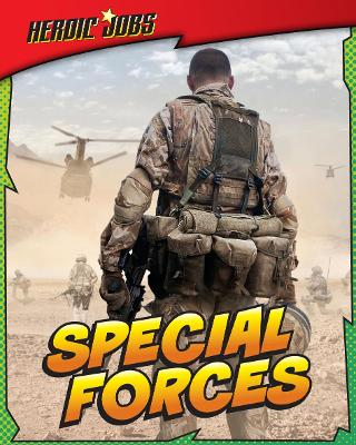 Special Forces by Ellen Labrecque