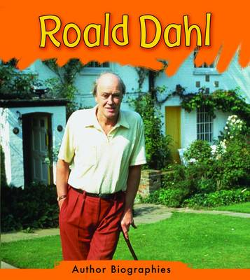 Roald Dahl by Charlotte Guillain
