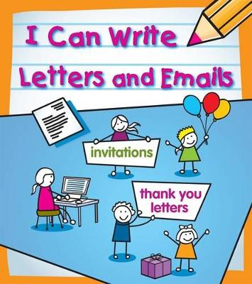 Letters and Emails by Anita Ganeri